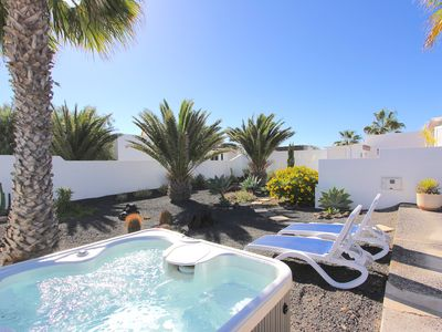 Photo for Villa Alizee - Palomar, cute 2 bed villa for rental in Playa Blanca