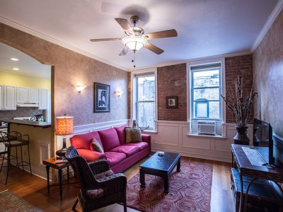 Photo for Downtown Unit Sleeps 4 Private, Roomy, Cozy with an Ideal Location