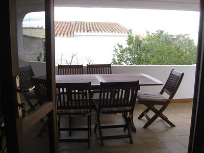 Photo for Apartment in the center of Porto Ottiolu with Balcony, Washing machine (649446)