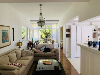Photo for Four bedrooms, three with air conditioning and a small kitchen and large rooms