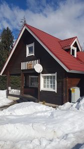 Photo for Superb chalet with sauna in the center of Borovets 3 minutes walk from
