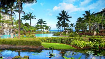 Photo for Westin Kaanapali Villas - Beautiful setting on Kaanapali beach
