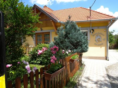 Photo for Holiday house with air conditioning and Internet
