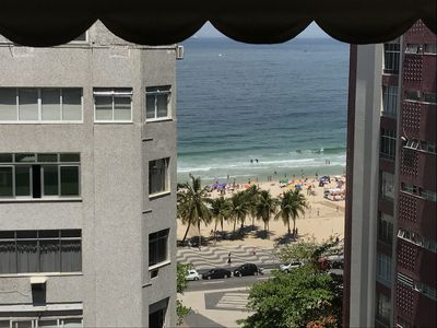 Photo for RIVER! COPACABANA NEAR THE BEACH WITH SEA VIEW