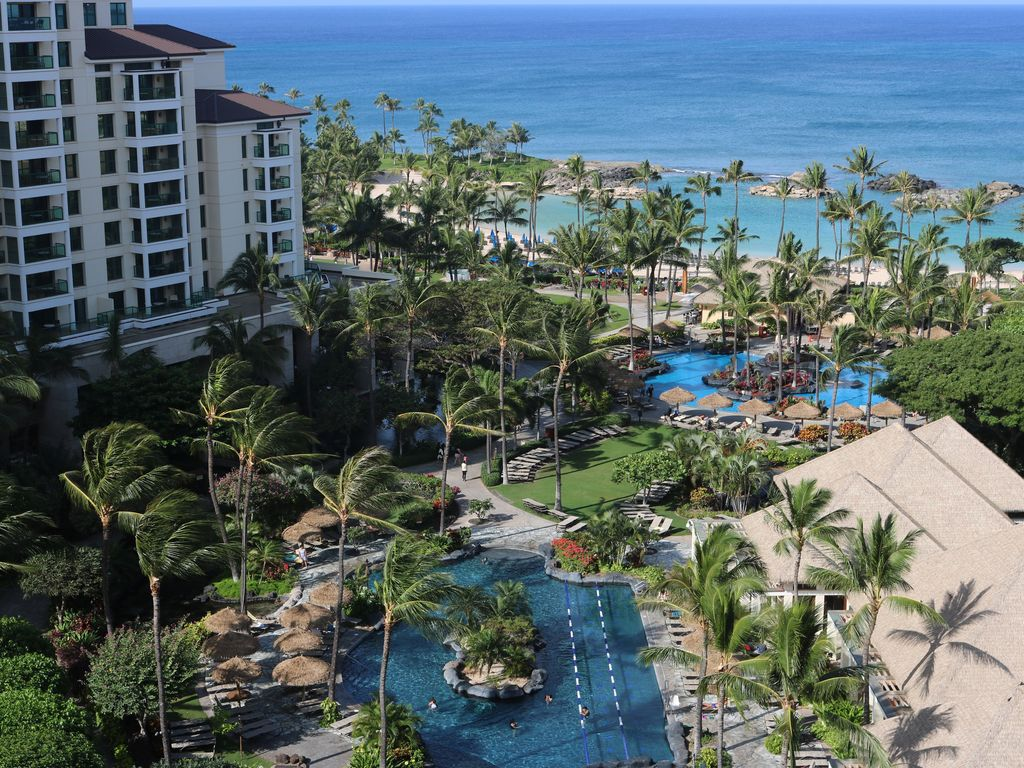 Marriotts Ko Olina Beach Club Studio Read Description