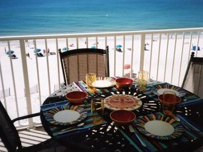 Photo for COME PLAY ON OUR WHITE SAND BEACHES AND WARM GULF WATERS!