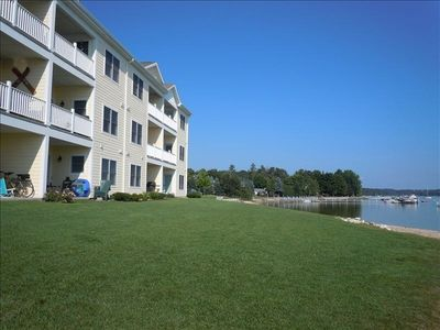 Photo for Lake Charlevoix Amazing Beach Front Rental