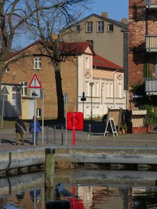 Photo for Large apartment right on the city harbor Neustrelitz on Zierker lake