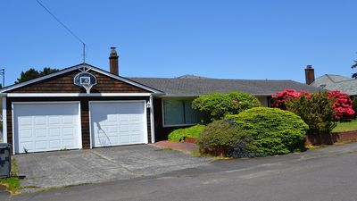 Photo for Spacious and Comfortable Family Home – Close to Beach &; Golf, 1.5 blocks to bea