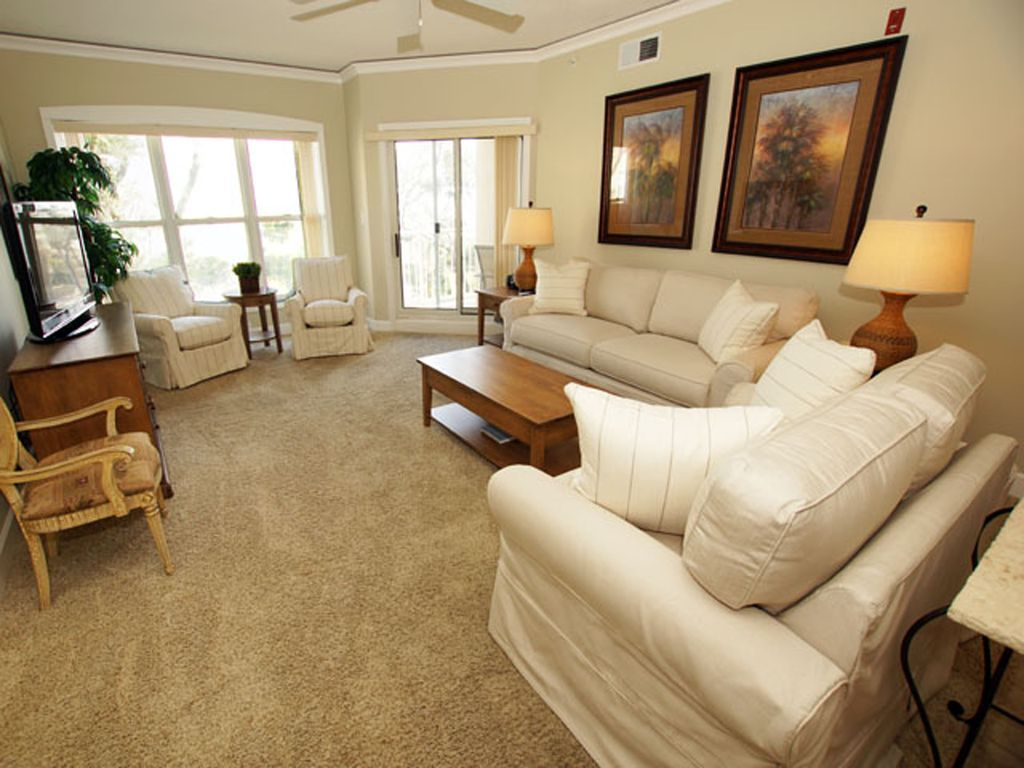Hilton Head Island Oceanfront 2 Bedroom Rental Villa Condo Hilton Head South Carolina Island