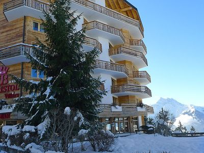 Photo for Apartment in Villars-sur-Ollon with Lift, Parking, Internet, Washing machine (36919)