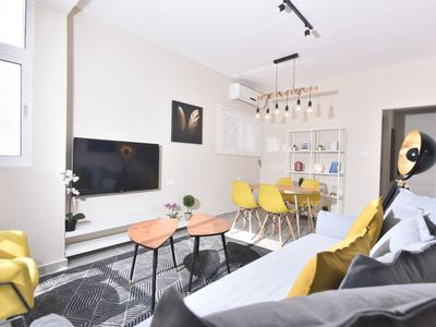 Photo for Stylish Apartment- 1BR- by the beach