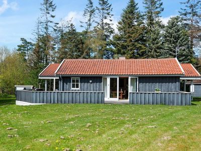 Photo for Vacation home Ahl Strand in Ebeltoft - 8 persons, 4 bedrooms