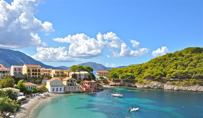 Photo for Niriides Double Room in Asos Kefalonia 8