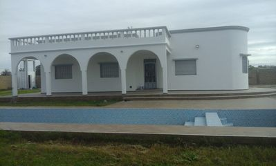 Photo for Villa with pool on 3500m² near mazagan and royal golf