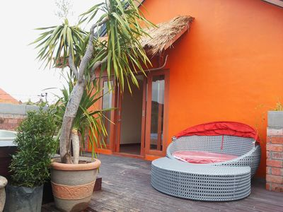 Photo for Soa Wonga-roof top terrace with jacuzzi in centre of Sanur 5 min walk to beach