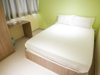 Photo for Private Suite for 2, Mins Walk to Train