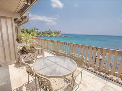 Photo for Kahana Sunset A3, 2 BD / 2.5 BA - Spectacular Pristine Ocean Front View