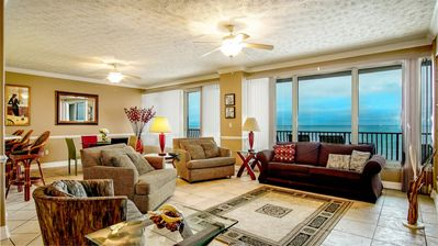 Photo for Hidden Dunes 14th floor unit with a fabulous view, 7/6-7/13 open book your vacation now!