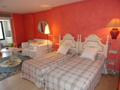Photo for Cozy apartment in Sotogrande with Pool and excellent Gardens.