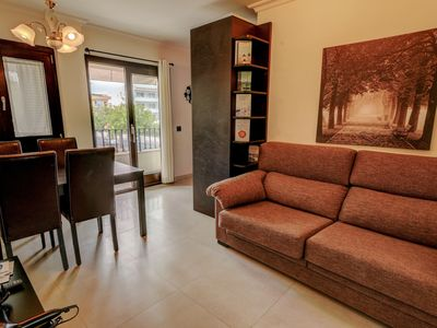 Photo for Apartment in Cala Ratjada / Mallorca for 2 adults and 1 child