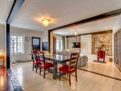 Photo for 1BR Apartment Vacation Rental in Québec City