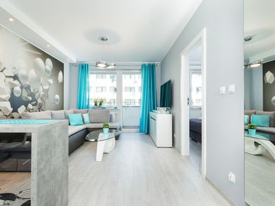 Photo for Apartment Blizej Morza 16/3 with bedroom and balcony