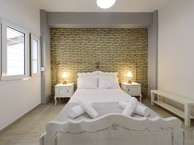 Photo for Nice 1BR apartment in Kerameikos with courtyard by letmyBNB