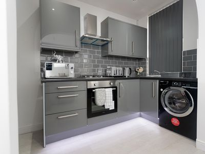 Photo for 3BR Apartment Vacation Rental in Leeds, West Yorkshire