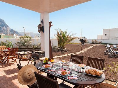 Photo for 2 bedroom Villa, sleeps 4 in Agaete with WiFi