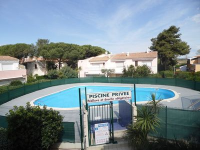 Photo for Nice apartment in residence with swimming pool