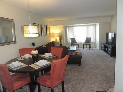 Photo for Newly Furnished 2 Bedroom & 2 Full Bathroom w/2 Parking Spots, WiFi.