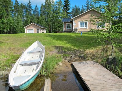 Photo for Vacation home Niemi  in Oravikoski, Finland - 8 persons, 2 bedrooms