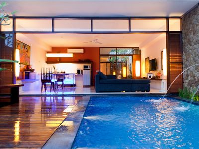 Photo for 2 Bedroom Private Pool Villa, 10 Minutes to Central Ubud;