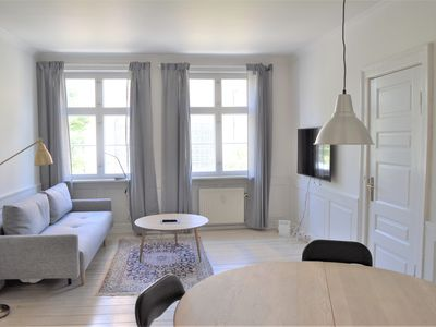 Photo for Cosy One-bedroom apartment in the Heart of Christianshavn