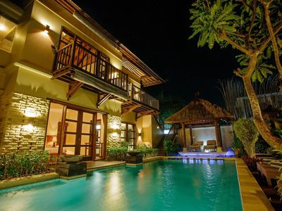 Photo for 3 Bedroom Pool Villa near Seminyak Beach