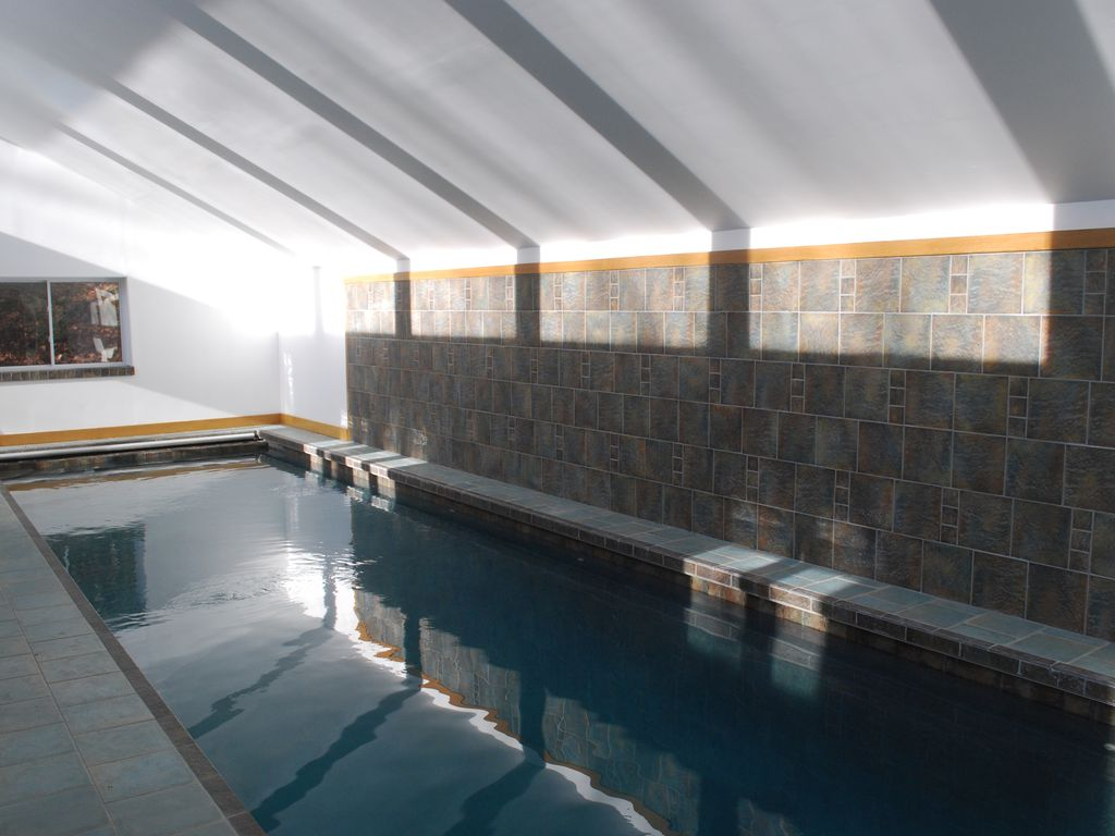 Indoor Pool House Woodstock Spa House With Indoor Pool And Sauna  Vrbo