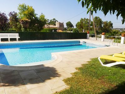 Photo for Apartment in Calonge with Parking, Internet, Washing machine, Pool (88701)