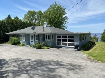 Photo for Amazing bay views!  Comfortable home on the Bay. Egg Harbor Location!