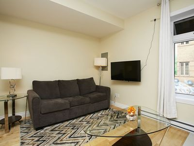 Photo for Sonder | Beaudry | Lovely 1BR + Kitchen