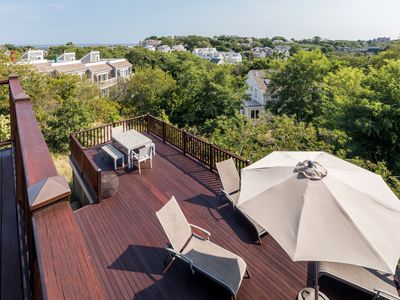 Photo for Exceptional West End Provincetown Contemporary: Luxury, Location and Views