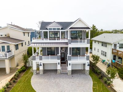 Photo for RARE OPPORTUNITY - New Construction, Steps from the Ocean, with In-ground Pool!