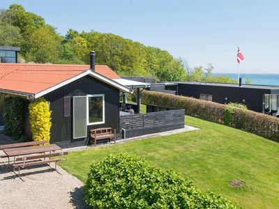 Photo for Traditional Holiday Home in Jutland with a Seaview