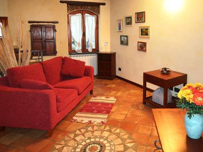 Photo for Vacation home Ca' de Ninuccio  in Caravonica, Liguria: Riviera Ponente - 4 persons, 2 bedrooms