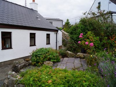 Photo for Cosy Welsh Cottage With Stunning Sea And Coastal Views. Rural Location.