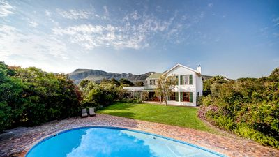 Photo for Freestanding holiday house with sea and mountain views and a large garden
