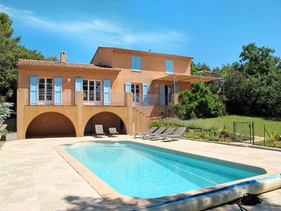 Photo for Vacation home L'Isula  in Vidauban, Côte d'Azur hinterland - 8 persons, 4 bedrooms