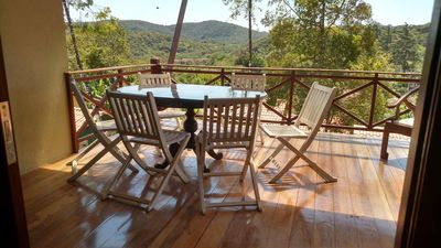 Photo for Beautiful apartment in Guaramiranga, at the top of the mountain