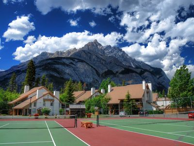 Photo for One Bedroom ~ Banff Rocky Mountain Resort