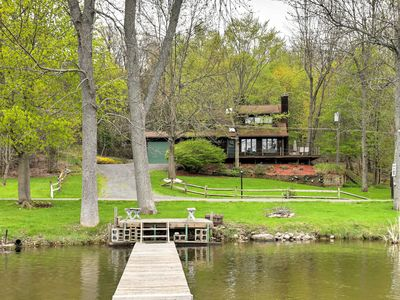 Photo for Wolcott/Port Bay Lakehouse- Book for Vacation Fun!